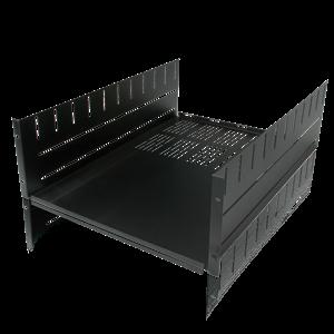 Picture of 4 RU 22 inch Deep Rack Shelf
