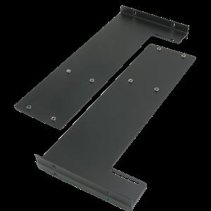 Picture of 4 RU Rear Rack Rail Support Bracket for SH Series Rack Shelves