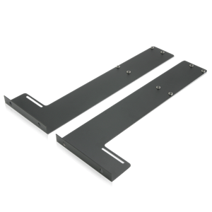Picture of 3 RU Rear Rack Rail Support Bracket For SH Series Rack Shelves
