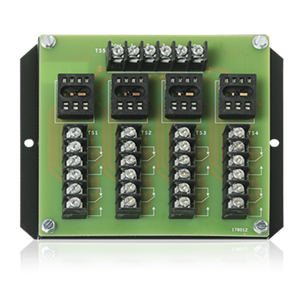 Picture of 4 Socket Modular Relay Pack