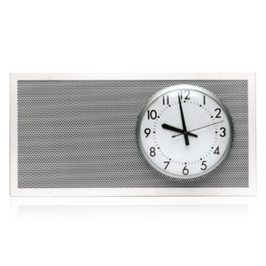 "Picture for category 8"" Speaker & Analog Clock"