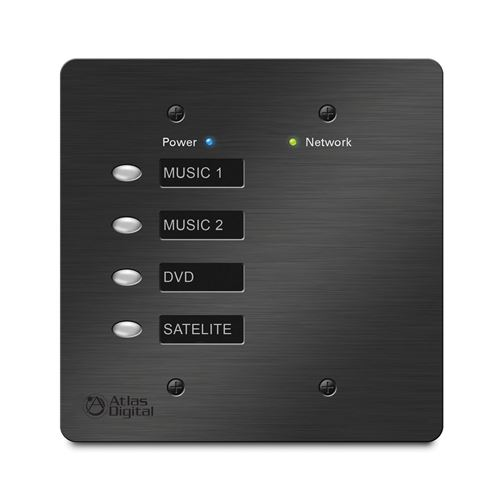 BBWP-S4B DSP Wall Controller