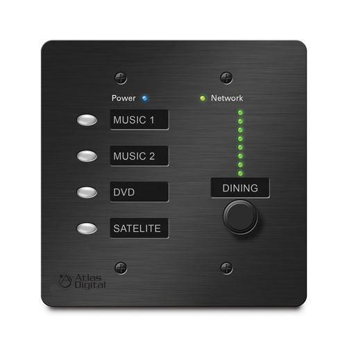 BBWP-S4K1B DSP Wall Controller