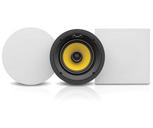 T625CW In-Wall/In-Ceiling Speaker with Included Grilles