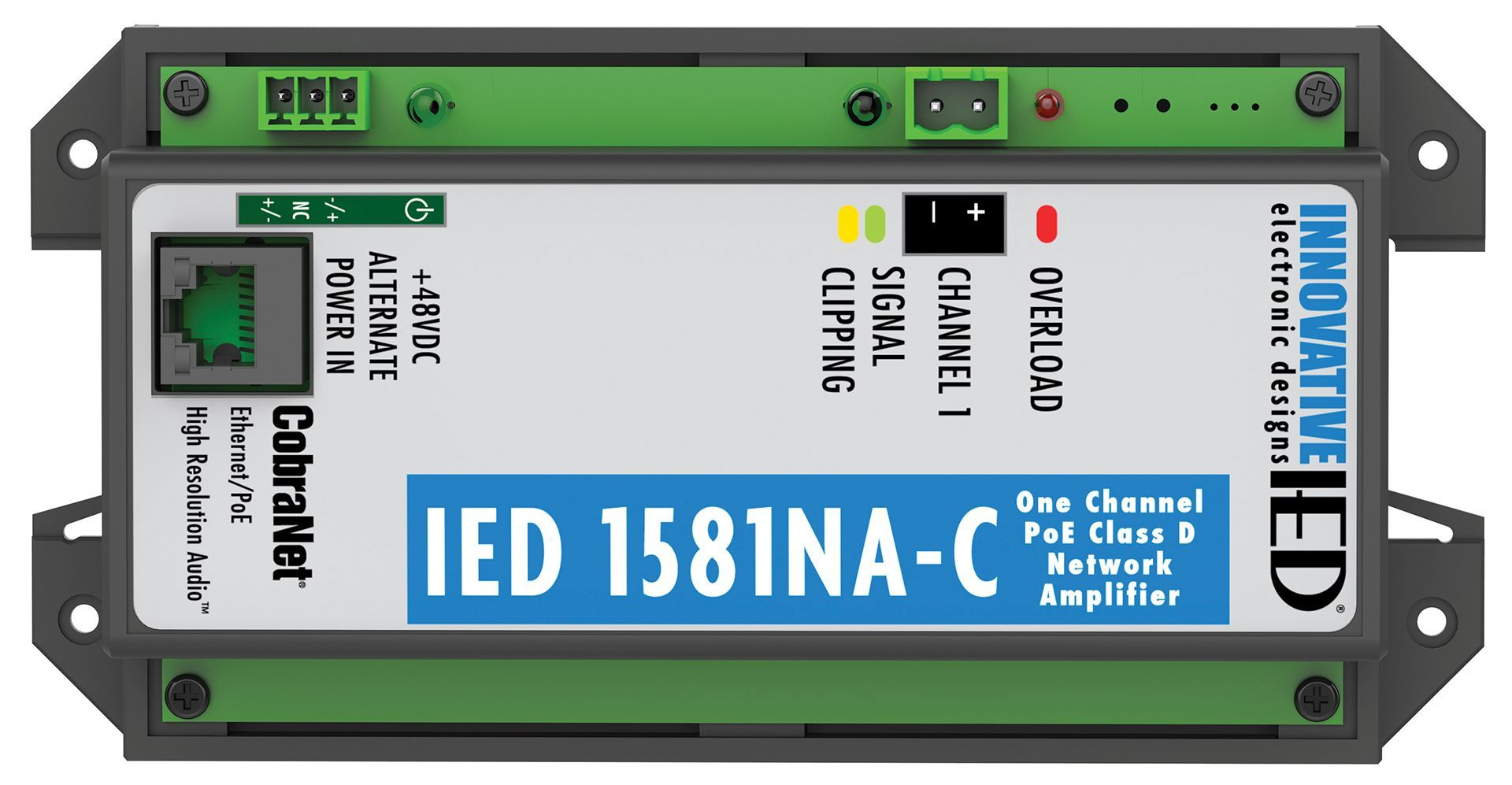 1581na C Poe Amplifier With Cobranet Network Audio Atlasied Solid State Relay Kolkata