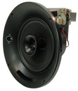 "Picture of 6"" Coaxial Speaker w 70.7V/100V-60W Transformer"