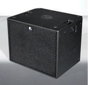 Picture for category FOHHN<sup>®</sup> X-Series Active and Passive Subwoofers