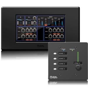Picture for category BlueBridge<sup>®</sup> DSP Wall Controllers