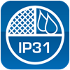 IP31 Rated