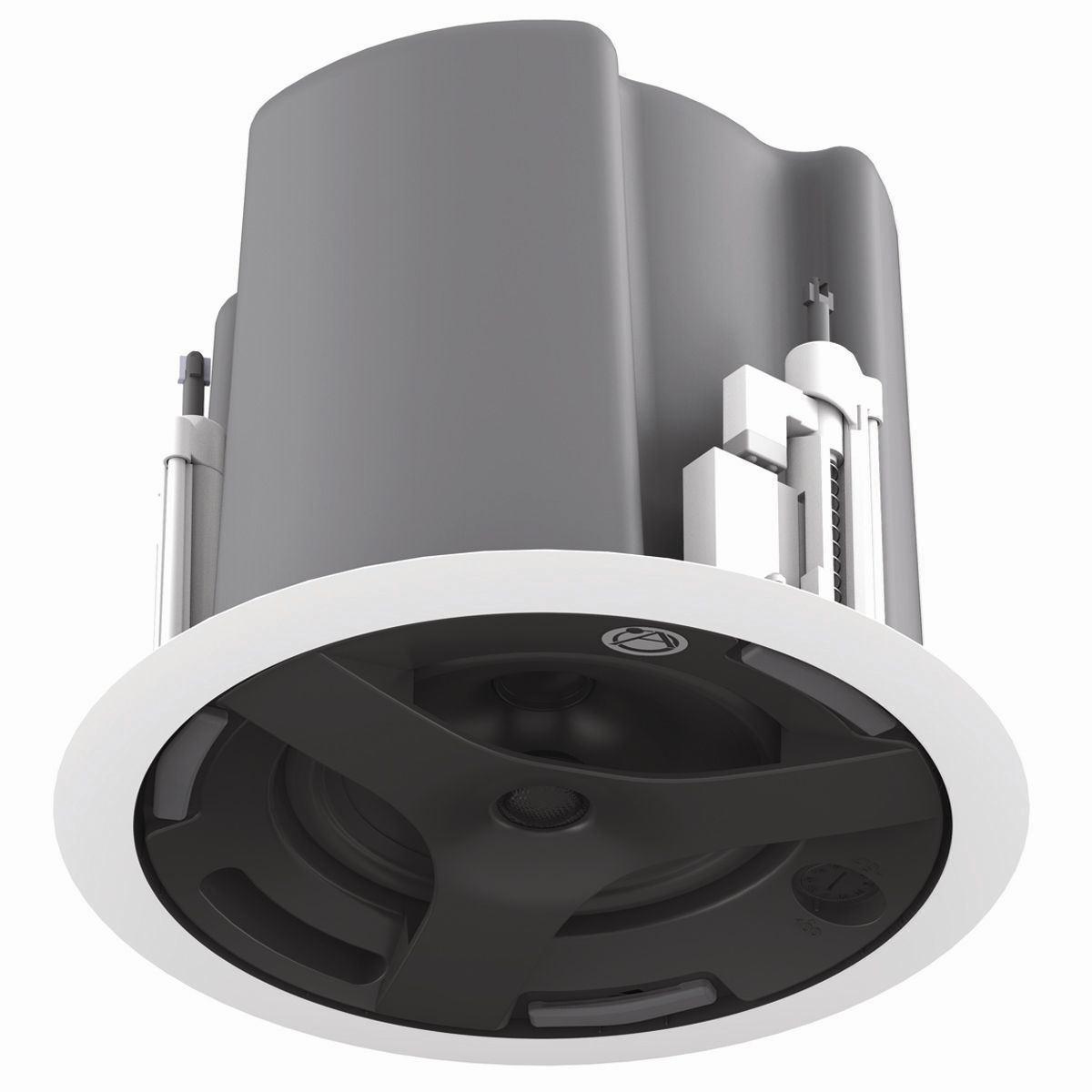 6 5 Quot Coaxial In Ceiling Loudspeaker With 32 Watt 70v 100v