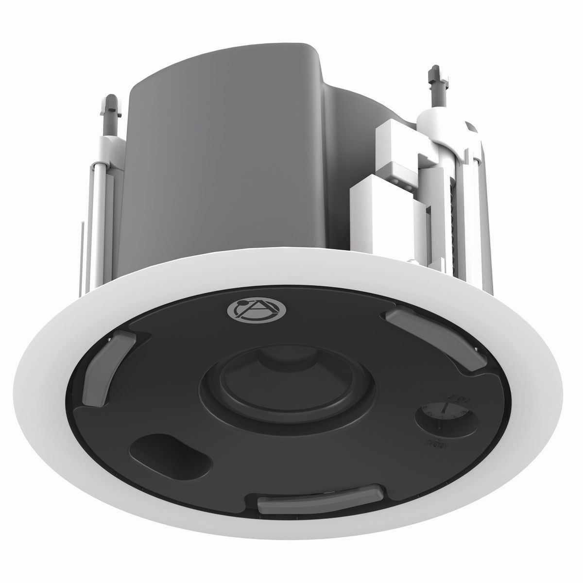 3 Quot Full Range In Ceiling Loudspeaker With 16 Watt 70v 100v
