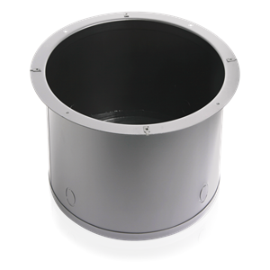 Picture of 12 inch Deep Recessed Round Enclosure