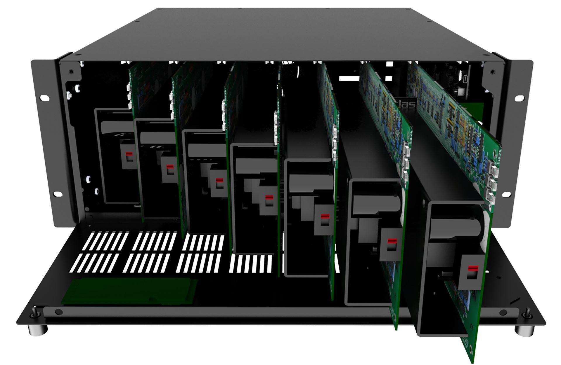 Titanone Smart Mainframe Power Amplifier Atlasied