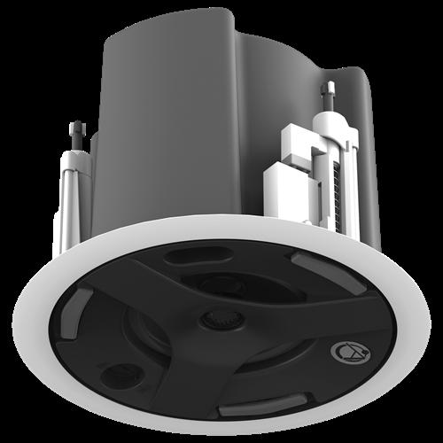 4 5 Quot Coaxial In Ceiling Loudspeaker With 32 Watt 70v 100v