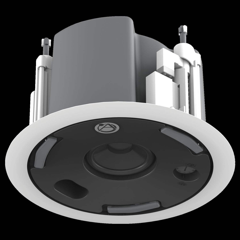 3 Quot Full Range In Ceiling Loudspeaker With 16 Watt 70v 100v