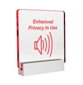 Picture of Enhanced Privacy LED Sign