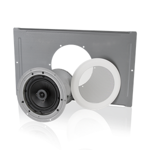 "Picture of Pre-Assembled Strategy I Series 6"" Speaker Package Meets Buy America Requirements"