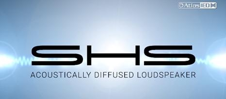 SHS Ceiling Loudspeakers - the NEW Standard in Aesthetics & Technology