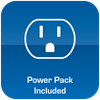 Power Pack Included