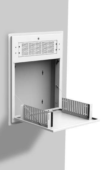 Tilt Out Wall Cabinets For 19 Quot Equipment 3ru Atlasied