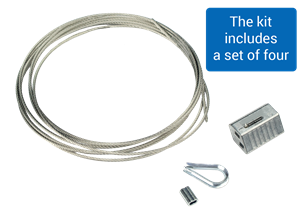 Picture of CR Series Cable Install Kit for All CR Versions
