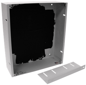Picture of Flush Mount Enclosure for IP Addressable Speakers with Displays