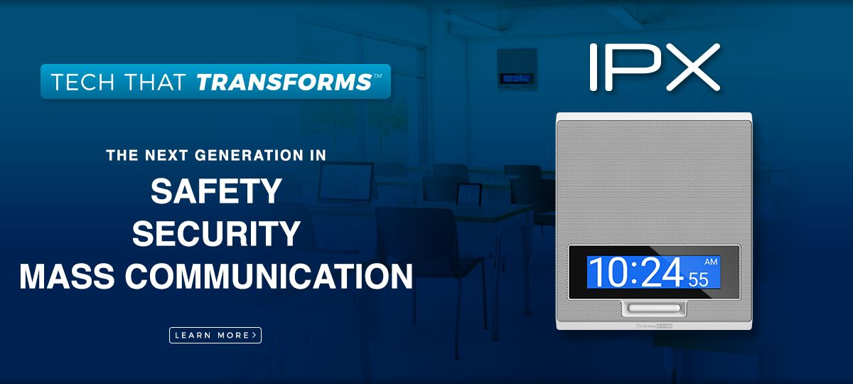 Leverage Existing IP Infrastructure to Enhance Safety and Communication