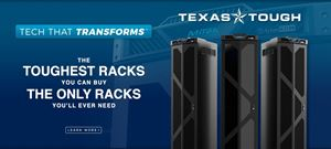Texas Tough Series Racks Are As Solid As The State They Are Built In