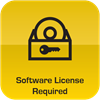 Software License Required