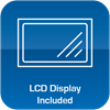 LCD Display Included