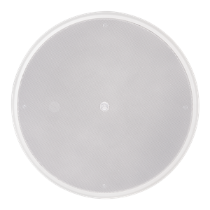 "Picture of 6.5"" Shallow Mount Coaxial In-Ceiling Speaker with 32-Watt 70V/100V Transformer"