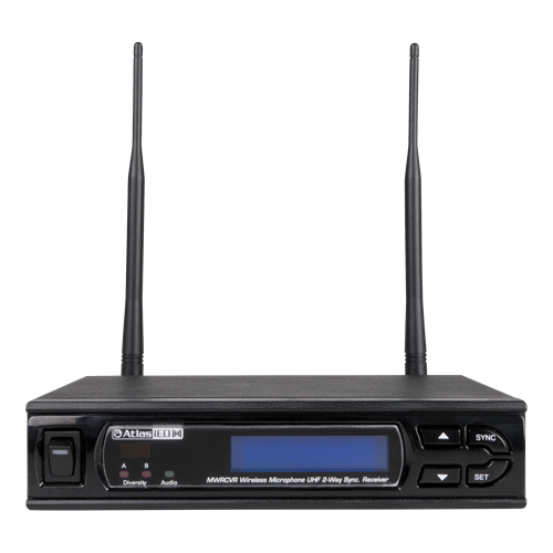 Picture of Wireless Microphone Receiver