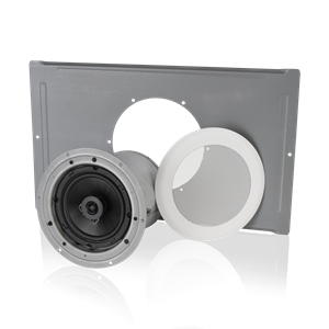 "Picture of Pre-Assembled Dante Enabled Strategy I Series 6"" Speaker Package"