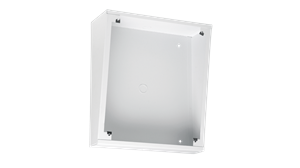 Picture of Angled Enclosure for IP Addressable Speaker Systems
