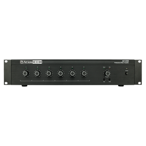 Picture of 6-Input, 120-Watt Mixer Amplifier