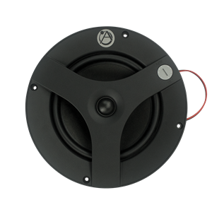 "Picture of 6"" In-Ceiling Coaxial Speaker Motorboard Assembly with 32-Watt 70.7V/100V Transformer"