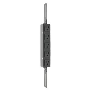 Picture of AC Outlet Strip 5 outlets 15A