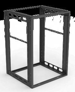 """Picture of 15RU Furniture Rack 18"""" Depth"""