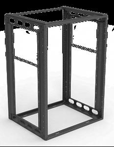 """Picture of 15RU Furniture Rack 16"""" Depth"""