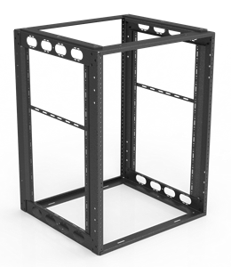 "Picture of 14RU Furniture Rack 18"" Depth"