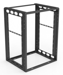 "Picture of 14RU Furniture Rack 16"" Depth"