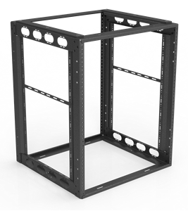 "Picture of 13RU Furniture Rack 18"" Depth"