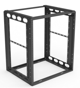 "Picture of 12RU Furniture Rack 16"" Depth"