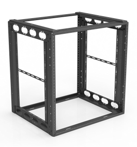 "Picture of 11RU Furniture Rack 16"" Depth"