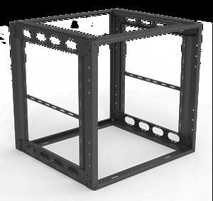 """Picture of 10RU Furniture Rack 18"""" Depth"""