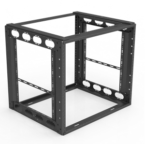 "Picture of 9RU Furniture Rack 16"" Depth"