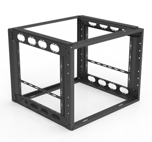 "Picture of 8RU Furniture Rack 18"" Depth"