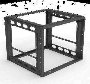 """Picture of 8RU Furniture Rack 18"""" Depth"""