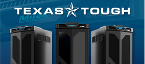 New Texas Tough Equipment Racks Include Features Never Before Incorporated Into a Cabinet