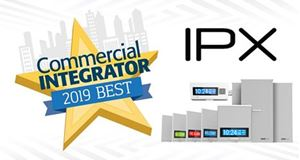IPX Wins 2019 Best Mass Notification Emergency Communication Product